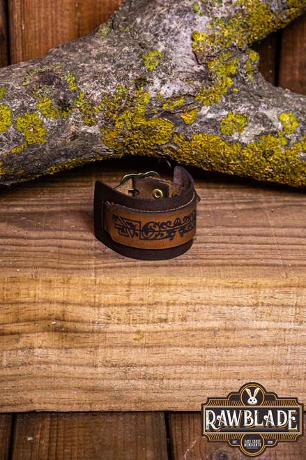 Melian Leather Bracelet