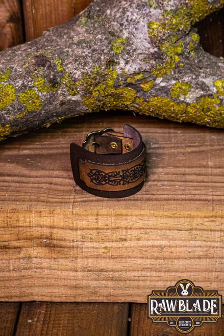 Thingol Leather Bracelet