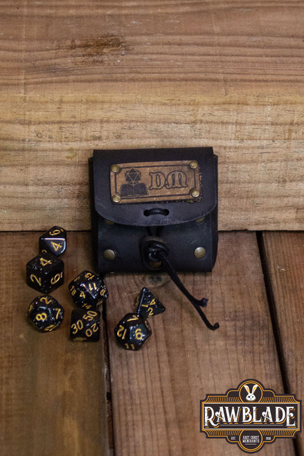 Dice Bag - Dungeon Master