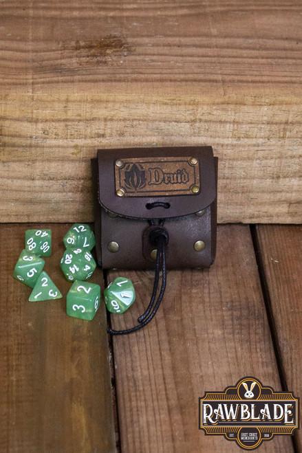 Dice Bag - Druid