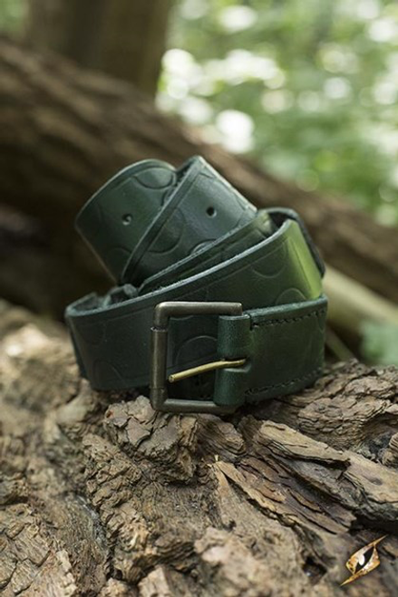 Aruthian Belt - Green - 160 cm by [product_brand] for €26.99   Shop on Avothea Store
