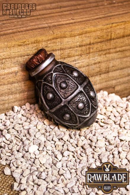Alchemical Crock - Silver