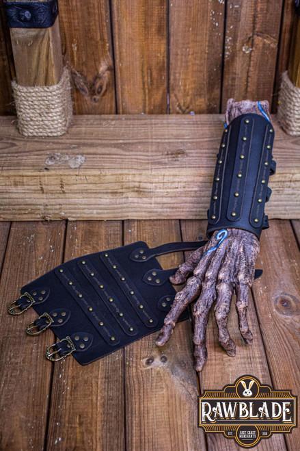 Hirdman Bracers - Black