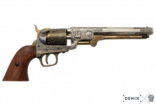 "Denix ""Navy"" Civil War Revolver - USA - 1851"
