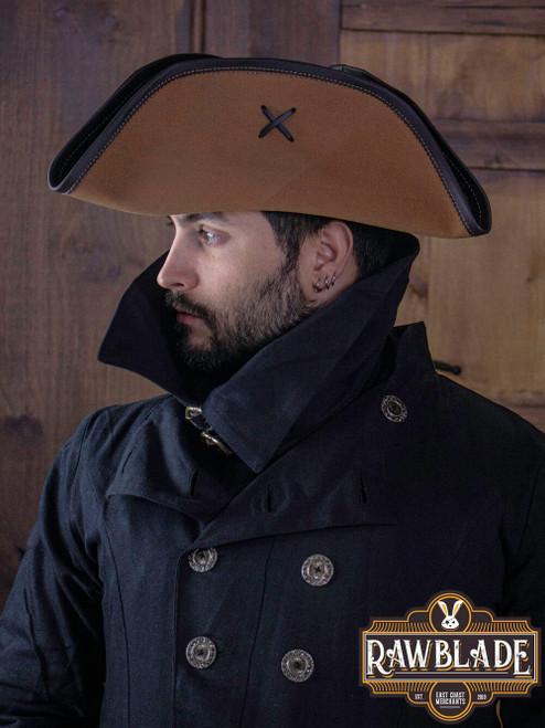 Jack Rackham Hat - Light Brown