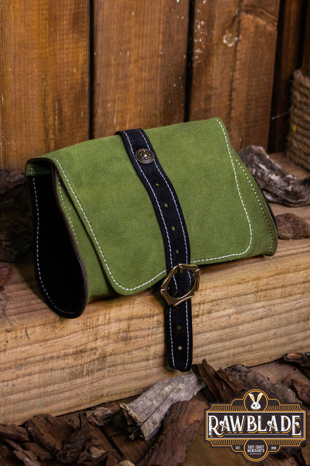 Morwen Belt Bag - Green