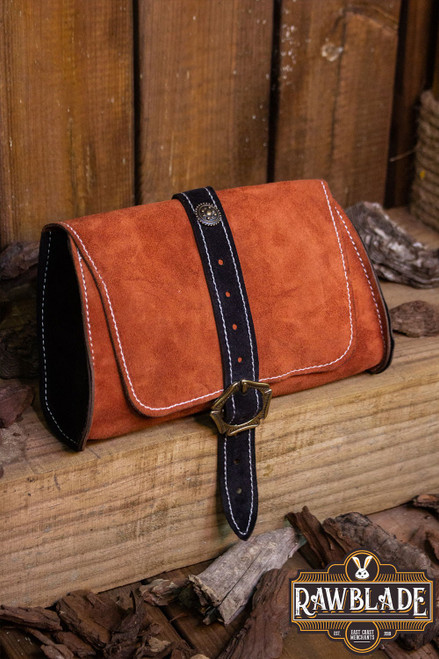 Morwen Belt Bag - Orange