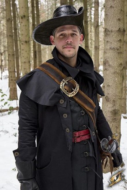 Musketeer Baldric - Brown