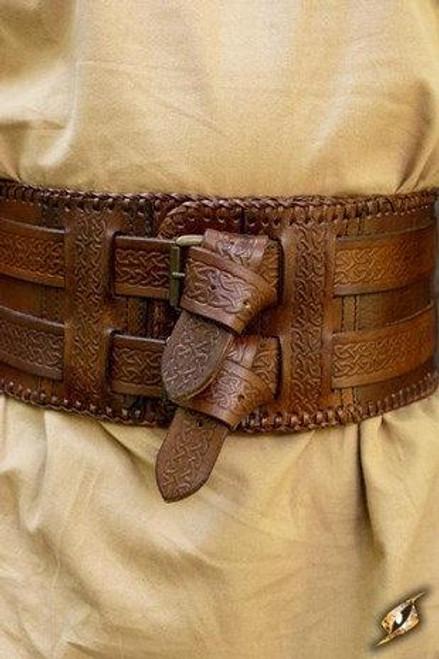 Barbarian Belt - Brown