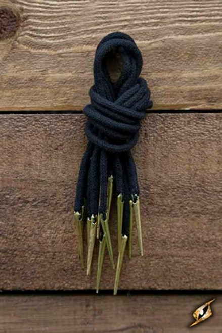 Tie Strings W. Points - Epic Black