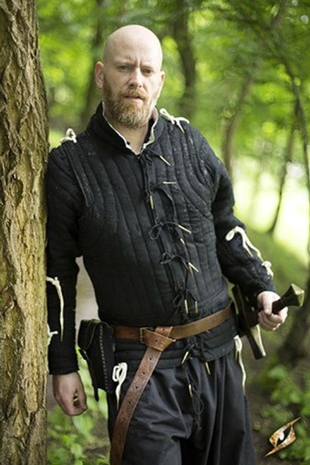Imperial Gambeson - Epic Black