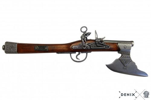 Denix Axe Gun - Germany - XVII