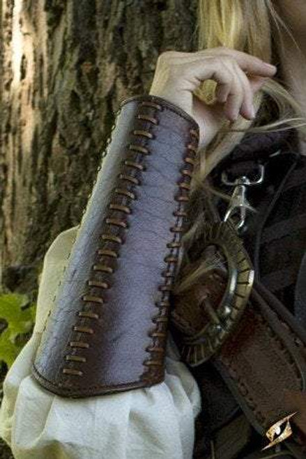 Bracers Squire - Brown