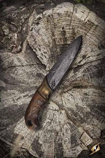 Woodsman Knife - 23 cm