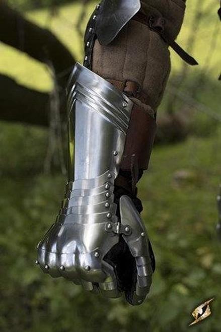 Pantserhandschoen