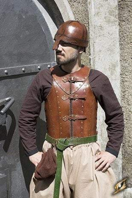 Soldier Armour - Brown