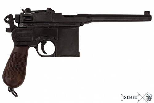 DENIX - C96 PISTOL, GERMANY 1896 - Dark
