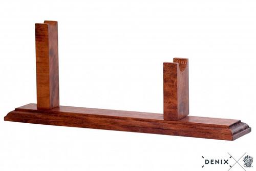 Denix Wooden Support For Pistol