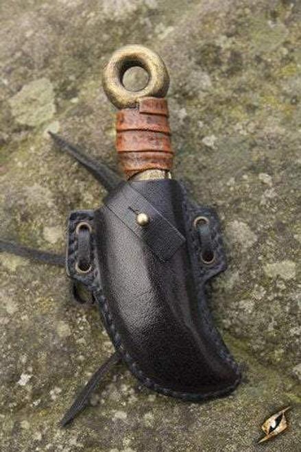 Skinner Knife Holder - Black