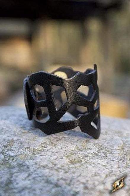 Filigree Bracelet - Black