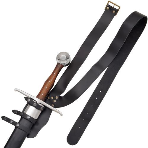 Denix Leather Sword Belt