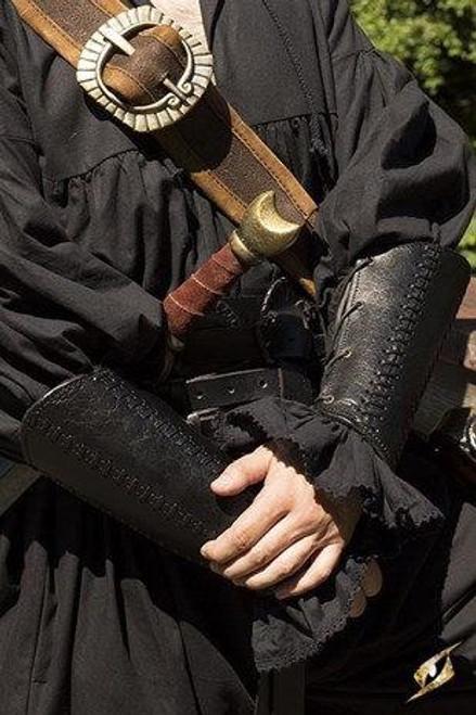 Bracers Squire - Black