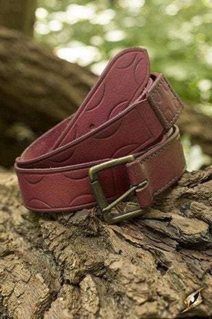 Aruthian Belt - Red - 160 cm