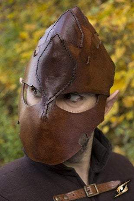 Assassin Helmet - Brown by [product_brand] for €69.99   Shop on Avothea Store