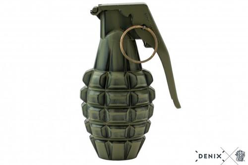 Denix MK2 Ananas Hand Grenade, USA 1918 - Green