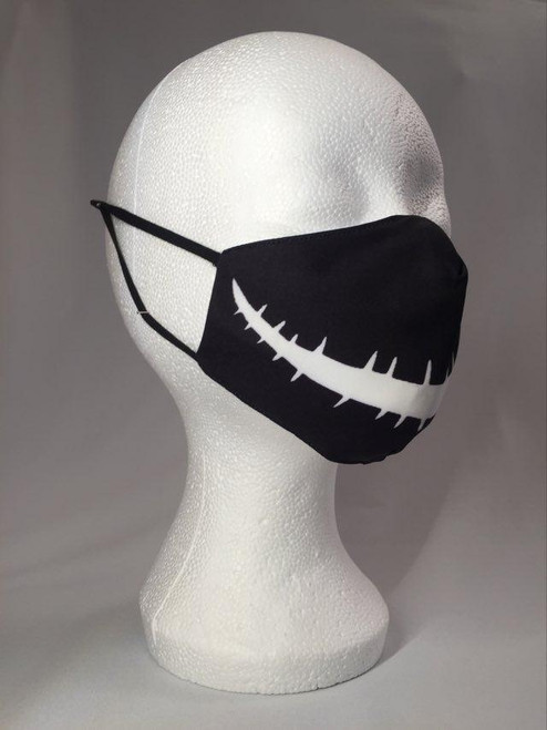Mask - Black - The Nightmare Before Christmas - S