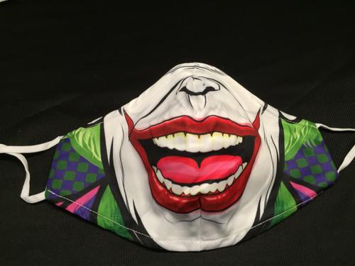Mask - Joker laughing - M