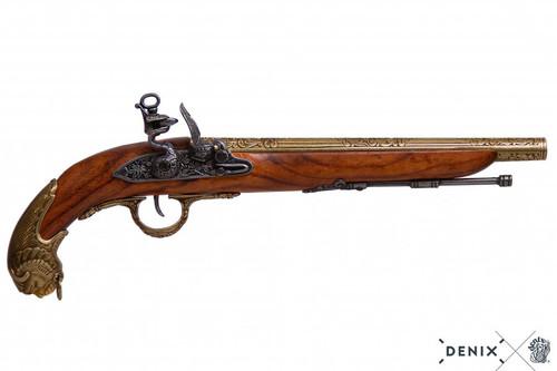 Denix Flintlock Pistol - Germany - XVIII