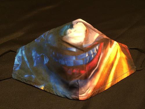 Mask - Joker grinning - M