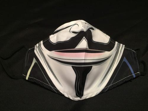 Mask - V for Vendetta - M