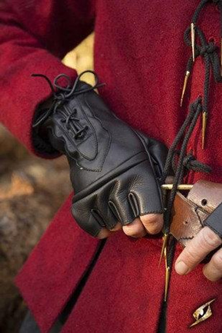 Thief Gloves - Black