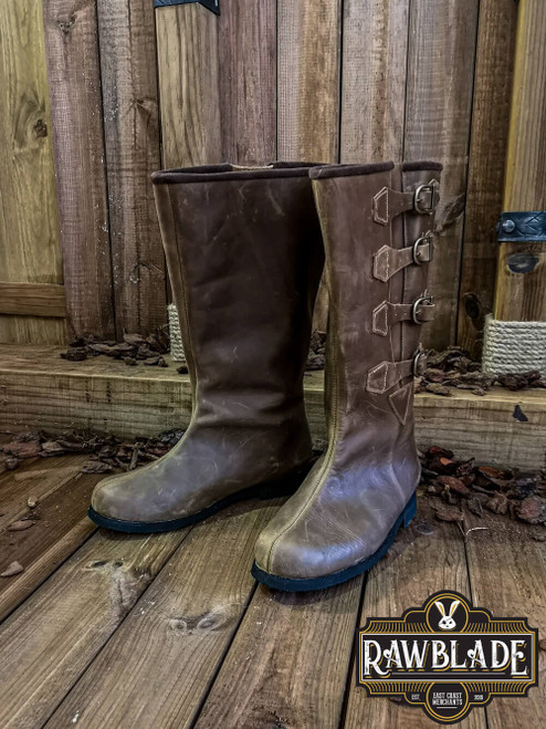 Duncan Boots - Brown