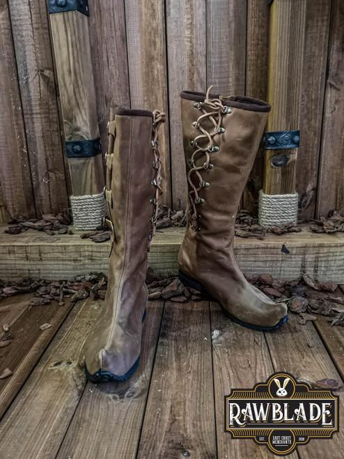 Kaspar Explorer Boots - Brown