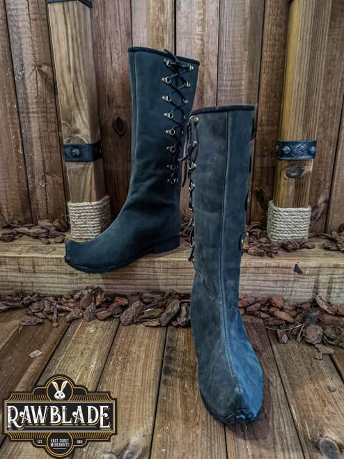 Kaspar Explorer Boots - Black