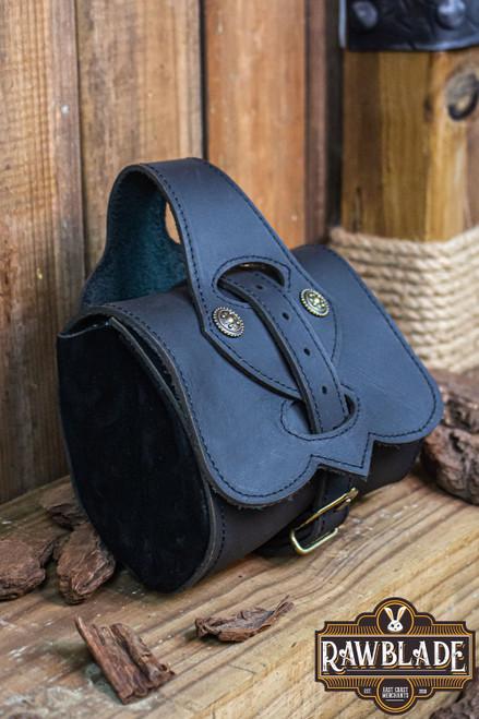 Udelric Belt Bag - Black