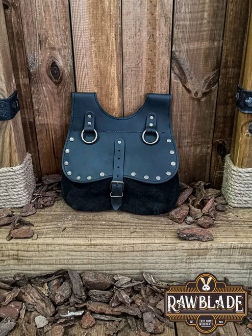 Agor Belt Bag - Black
