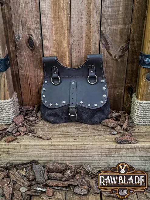 Agor Belt Bag - Brown