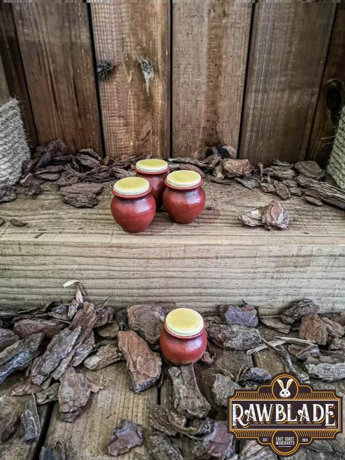 Alchemist's Jar - Brown