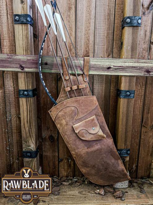 Steppe Explorer Carcaj Aged