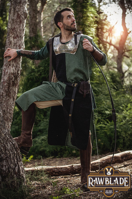 Lawrence knight tabard Chessed - Green