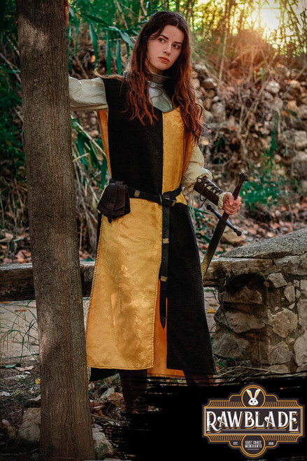 Lawrence knight tabard Chessed - Yellow