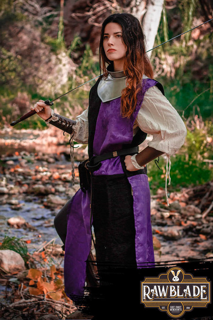 Lawrence knight tabard Chessed - Purple