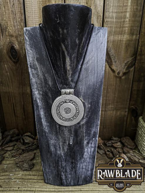 Merovingian Signet - Silver