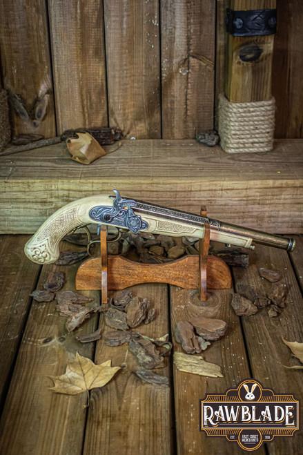 Artegnan Pistol - Ivory