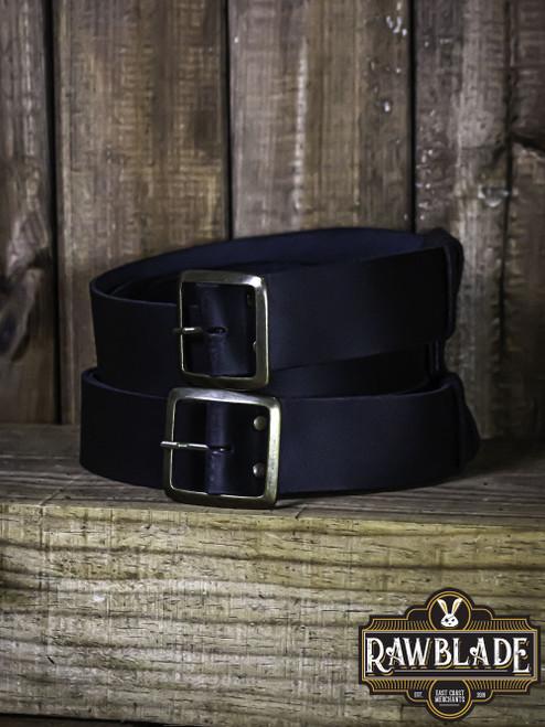 Beligor Double Belt - Black