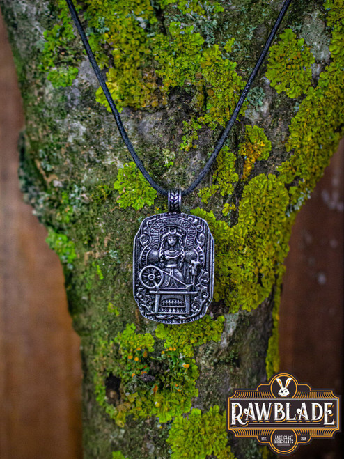 Freyja's Amulet - Steel by [product_brand] for €9.1 | Shop on Avothea Store